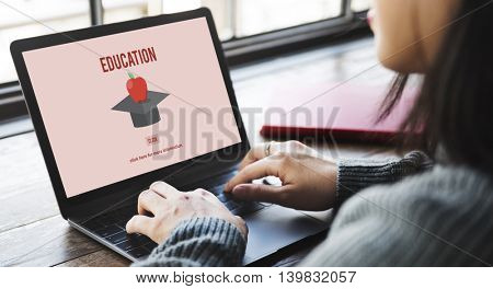 Education Graduation Successful College Concept