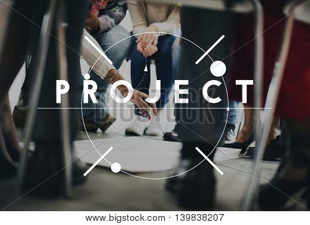 Project Proposal Collaboration Scheme Solution Concept