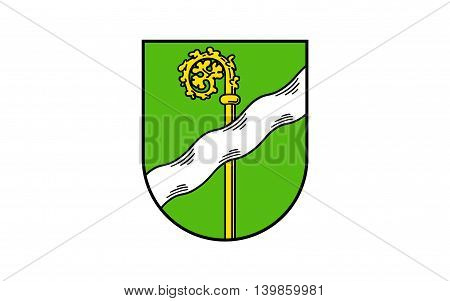 Flag of Kusel is a town in the Kusel district in Rhineland-Palatinate Germany