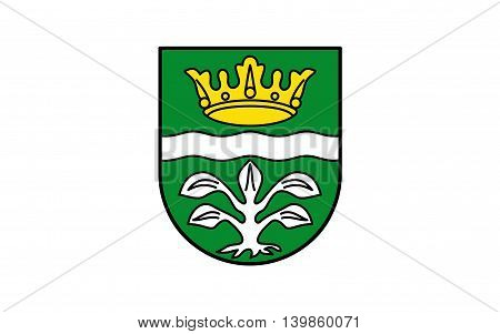 Flag of Mayen-Koblenz is a district (Kreis) in the north of Rhineland-Palatinate Germany