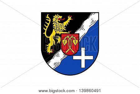 Flag of Rhein-Pfalz-Kreis is a district (Kreis) in the east of Rhineland-Palatinate Germany