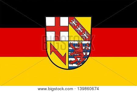 Flag of Merzig-Wadern is a Kreis (district) in the northwest of the Saarland Germany