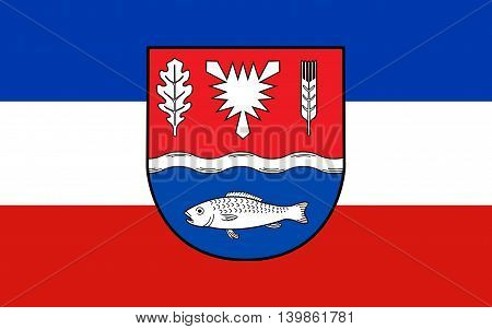 Flag of Plon is a district in Schleswig-Holstein Germany