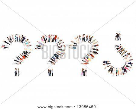 Achievement Idea Corporate Teamwork