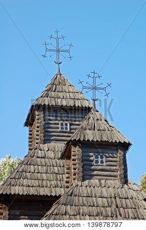 Antique Wooden Chapel