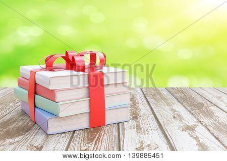 Books Present