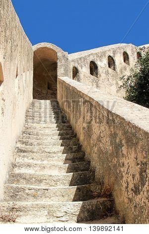 Citadel of Bonifacio - PicturesqueCapital of Corsica France