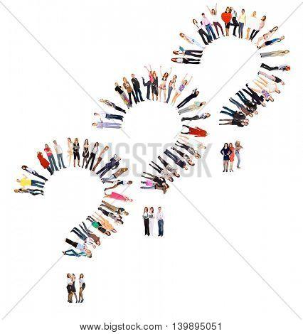 United Company Corporate Teamwork