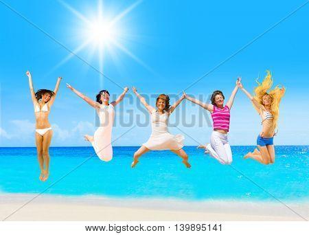 Flying Beauties Under the Sun