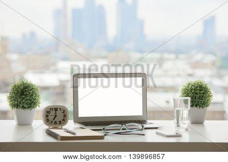 Windowsill Workspace
