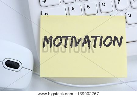 Motivation Strategy Coaching Training Success Successful Office