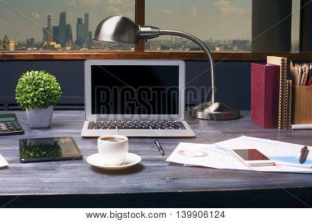 Creative Hipster Desktop