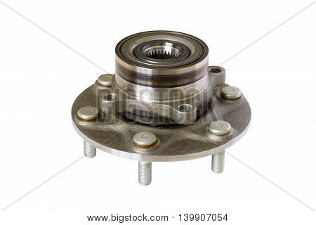 wheel bearing kit for car on white