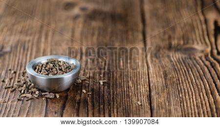 Valerian Roots (dried)