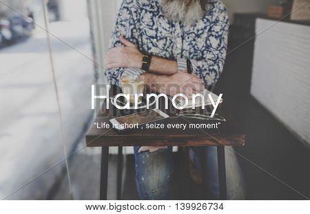 Harmony Happiness Activity Life Concept