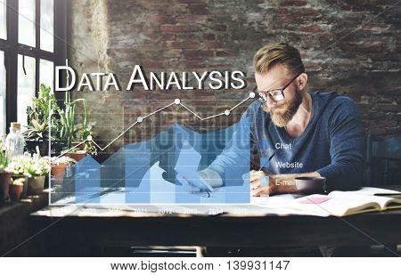 Analytics Statistics Progress SMO Analysis Concept