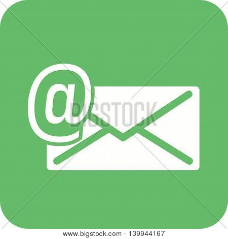 Email, mail, message icon vector image. Can also be used for customer services. Suitable for use on web apps, mobile apps and print media.