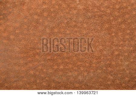 Natural Suede Leather Background