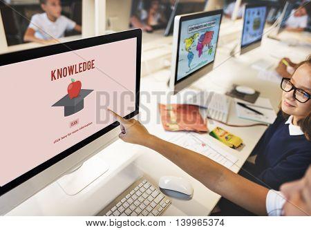 Knowledge Education Graduation Successful College Concept