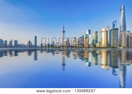 shanghai panorama