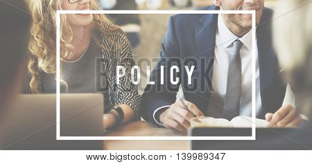 Policy System Company Liability Decision Concept