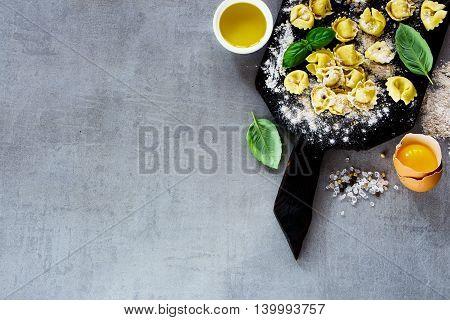 Italian Pasta Tortellini
