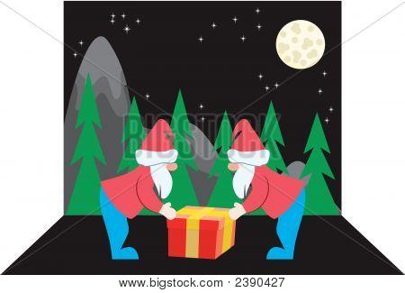 Christmas - Gift Concept