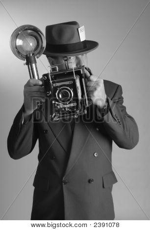 Photojournalist Vertical