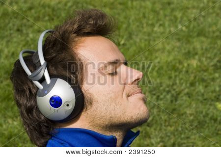 Enjoying A Good Music