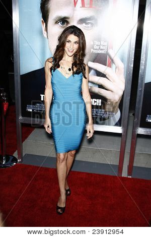 LOS ANGELES - SEPT 27:  Samantha Harris arriving at  the