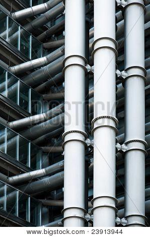 Construcción de tuberías