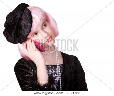 Diva On The Phone