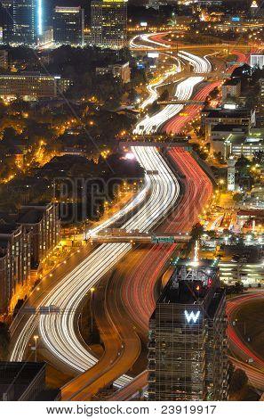 Interstate 85 In Atlanta