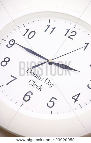 Dooms Day Clock