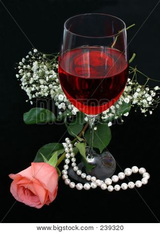 Romance, Wine And Pearls