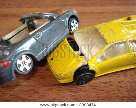 Toy Car Crash