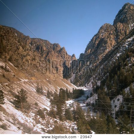 Upper Gore Canyon
