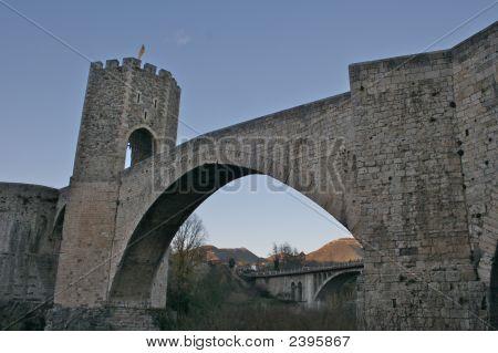Old Besalu Bridge