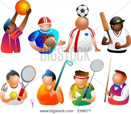 Sporty People