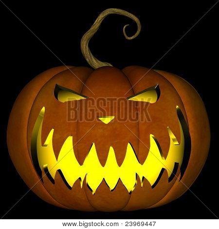 Halloween Jack O Lantern 04