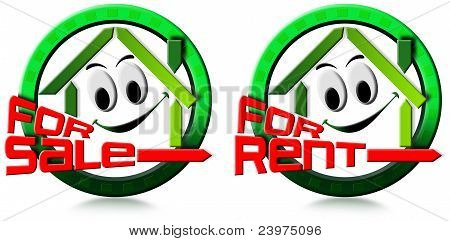 Home for sale and rent