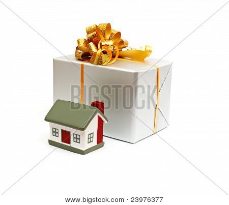 House as a gift for you