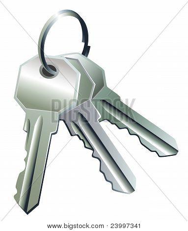 Três Keys.eps