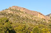 Wonderland Range In The Grampians Is Layers Of Tons Of Sandstone Laid Down By Ocean Waves More Than  poster