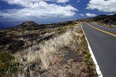 Driving Maui Island's Coastline Roads poster