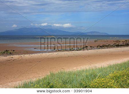 Beach at Ardrossan