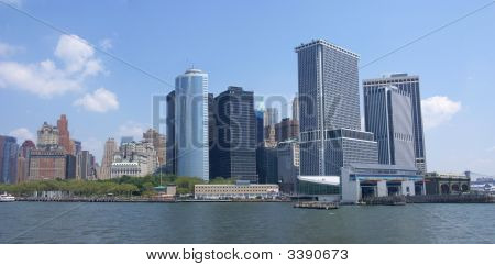 Panorama, New York Skyline