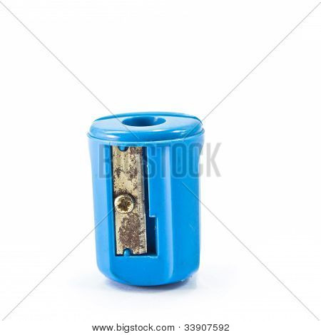 Blue Sharpener