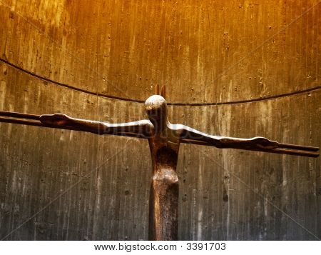 Jesuschrist Statue