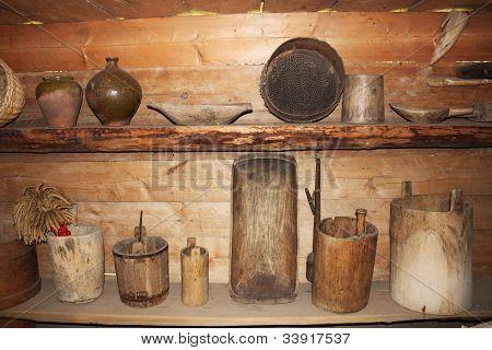 Archaic Woody Utensil